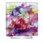 By Design Shower Curtain