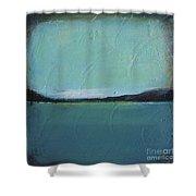 Calm Ocean 2 Shower Curtain