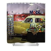 Canyon Roadhouse 1 Shower Curtain