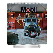 Canyon Roadhouse 2 Shower Curtain