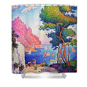Capo Di Noli - Digital Remastered Edition Shower Curtain