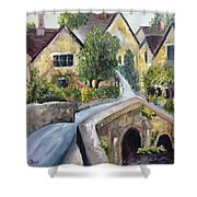 Castle Combe Shower Curtain