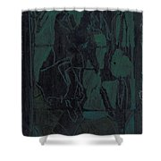 Cavalry 8 Shower Curtain