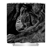 Cavern Of Lost Souls Shower Curtain