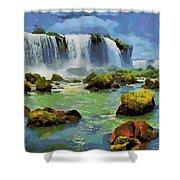 Cfm13889 Shower Curtain