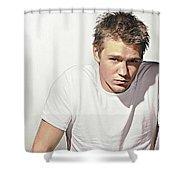Chad Michael Murray Shower Curtain