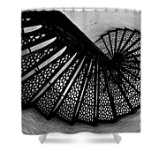 Charlotte Genesee Lighthouse Shower Curtain