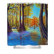Chicot Shower Curtain