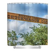 Chuckwagon Cookoff Shower Curtain