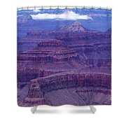 Circle Gorge Shower Curtain
