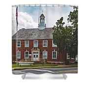 City Hall - Shelby, North Carolina Shower Curtain