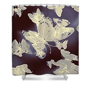 Classical Movement Shower Curtain