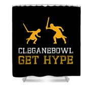 Cleganebowl  Shower Curtain