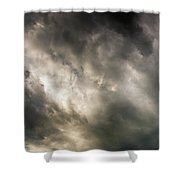 Clouds 30 Shower Curtain