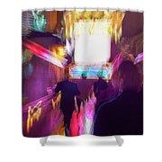 Clubbing On Arcturus Iv Shower Curtain