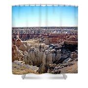 Coal Mine Canyon #2 Shower Curtain