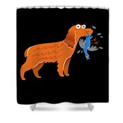 Cocker Spaniel Gift Idea Shower Curtain