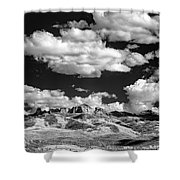 Colorado Valley II Shower Curtain