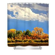 Colour Time Shower Curtain
