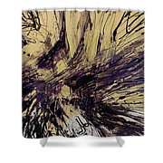 Coming Shower Curtain