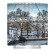 Comming Home 3 #i3 Shower Curtain by Leif Sohlman