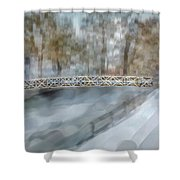 Comming Home 4 Abs #i4 Shower Curtain by Leif Sohlman