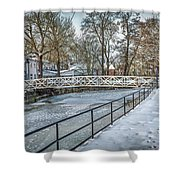 Comming Home 4 #i3 Shower Curtain by Leif Sohlman