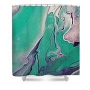 Cool Tone Vibes Shower Curtain