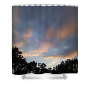 Cotton Sky Shower Curtain