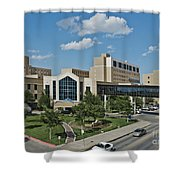 Covenant Medical Center Shower Curtain