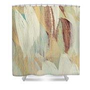 Cream #2 Shower Curtain