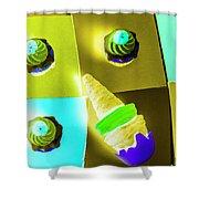 Dairy Design Shower Curtain