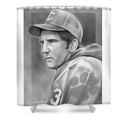 Danny Ford Shower Curtain