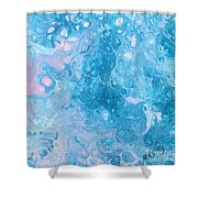 Dawn Reflections Shower Curtain