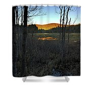 Day Of Eternity Shower Curtain