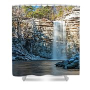 December Morning At Awosting Falls II 2018 Shower Curtain