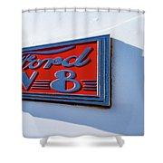 Deco Logo Shower Curtain