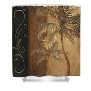 Delicate Voyage I    Shower Curtain