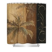 Delicate Voyage II    Shower Curtain