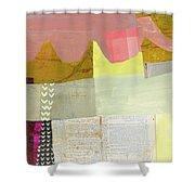 Desert Dream #6 Shower Curtain