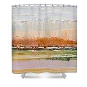 Desert Grasslands    Shower Curtain