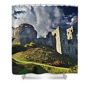 Dinefwr Castle 2 Shower Curtain