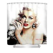 Diva Mm Bright Shower Curtain