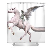 Dreamweaver Shower Curtain