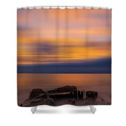 Dreamy Sunrise  Shower Curtain
