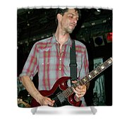 Drive By Truckers Guitarist Mike Cooley Shower Curtain