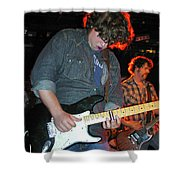 Drive By Truckers Jason Isbell Shower Curtain