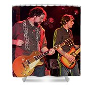 Drive By Truckers Patterson Hood And Mike Cooley  Shower Curtain