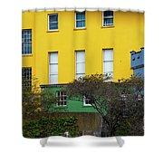 Dublin Castle Colors Two Shower Curtain