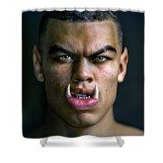 Dudley Oshaughnessy Shower Curtain